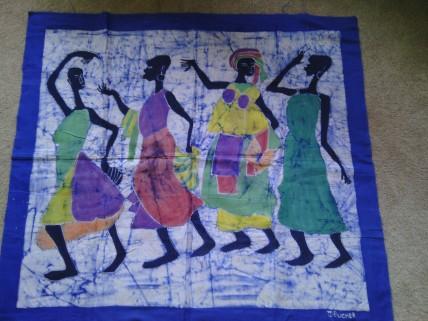 Women dancing, $145